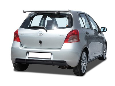 Toyota Yaris RX Rear Wing