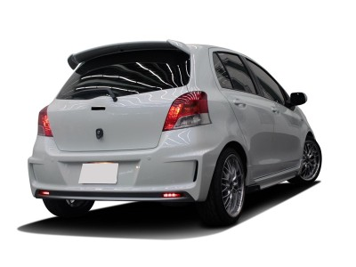 Toyota Yaris Shogun Rear Bumper