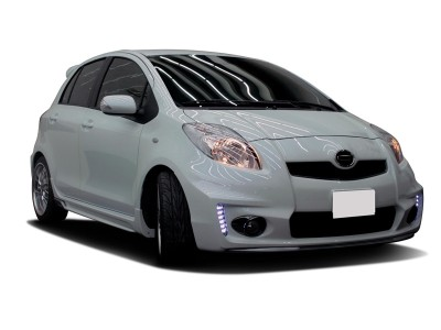 Toyota Yaris Shogun Side Skirts