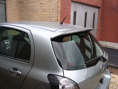 Toyota Yaris Speed Rear Wing