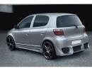 Toyota Yaris Wasp Rear Bumper