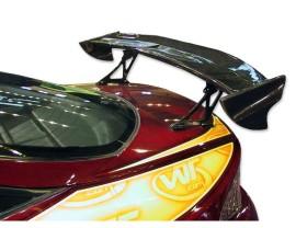 Universal Enos Carbon Fiber Rear Wing