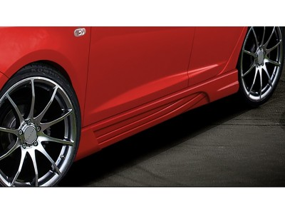 Universal Invido Side Skirts
