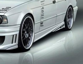 Universal NewLine Side Skirts