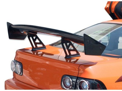 Universal Speed Carbon Fiber Rear Wing