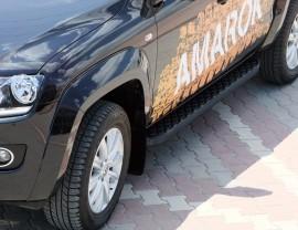 VW Amarok Helios-B Running Boards