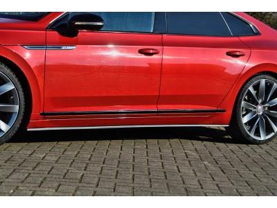 VW Arteon Intenso Seitenschwelleransatze