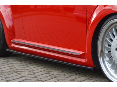 VW Beetle 2 Intenso Side Skirt Extensions