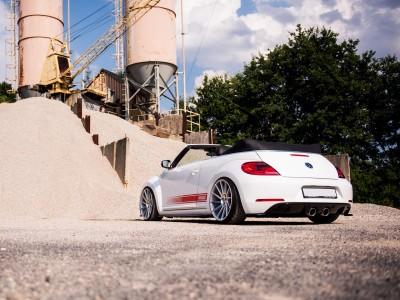VW Beetle 2 MX Rear Bumper Extension