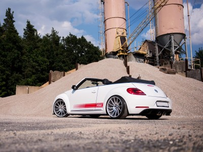 VW Beetle 2 MX Side Skirts