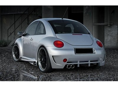 VW Beetle Street Rear Bumper