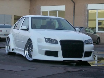 VW Bora Limousine XT Wide Body Kit