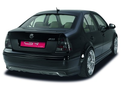 VW Bora NewLine Rear Bumper Extension