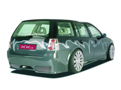 VW Bora XL-Line Side Skirts
