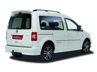 VW Caddy 2K Crono Rear Bumper Extensions