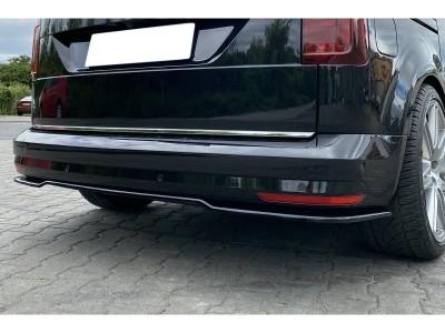 VW Caddy 2K Facelift MX Rear Bumper Extension