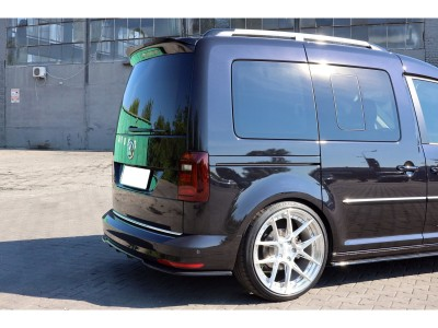 VW Caddy 2K Facelift MX Rear Wing Extension