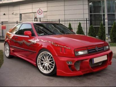 VW Corrado Body Kit Extreme
