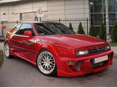 VW Corrado Extreme Frontstossstange