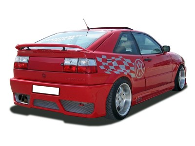 VW Corrado GTX-Race Rear Bumper with Number Plate Support