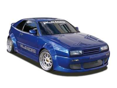 VW Corrado Wide Body Kit Wide Racestyle