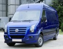 VW Crafter M-Style Side Skirts