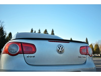 VW Eos MX Rear Wing Extension