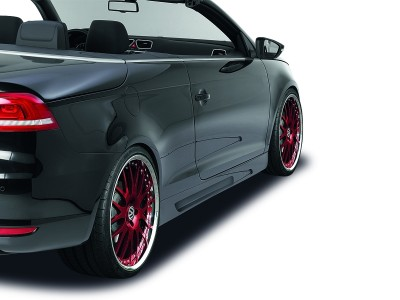 VW Eos XXL-Line Side Skirts