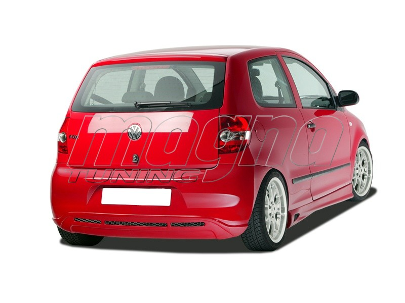 vw fox gti rear bumper. Black Bedroom Furniture Sets. Home Design Ideas