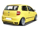 VW Fox Octane Rear Bumper