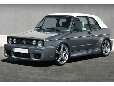 VW Golf 1 R2 Front Wheel Arch Extensions