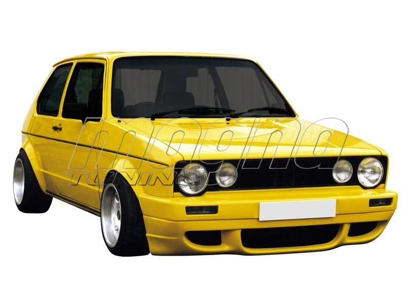 Vw Golf 1 Rs Front Bumper