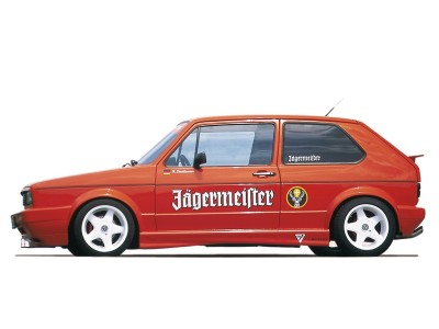 VW Golf 1 Recto Side Skirts