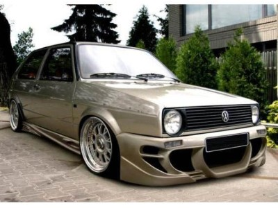 VW Golf 2 Bara Fata Extreme