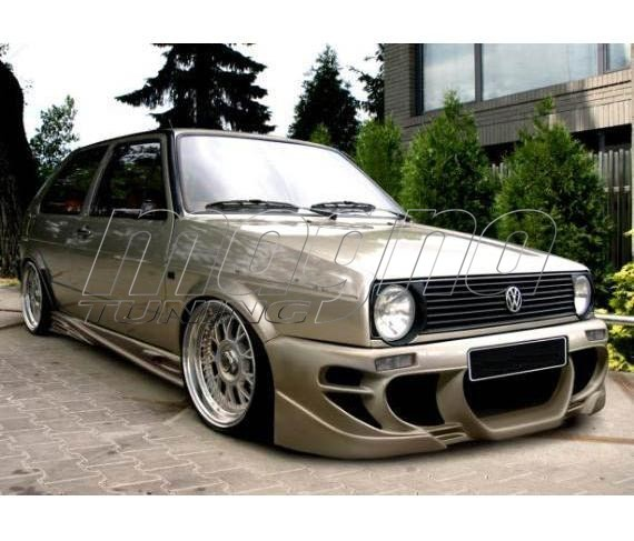 VW Golf 2 Extreme Front Bumper