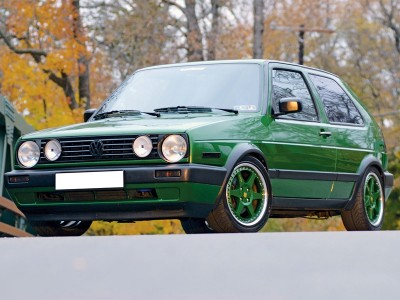 VW Golf 2 GTI-Look Front Bumper