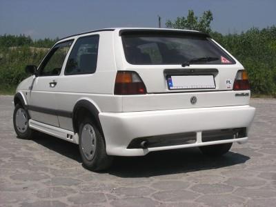 VW Golf 2 Master Heckstossstange