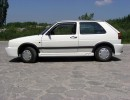 VW Golf 2 Master Kuszobok