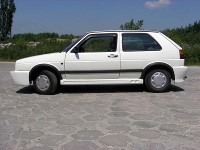 VW Golf 2 Praguri Master