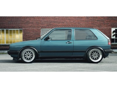 VW Golf 2 SX Wheel Arch Extensions