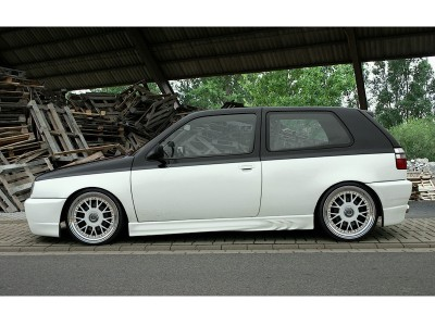 VW Golf 3 3D Side Skirts