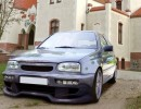 VW Golf 3 Bara Fata Aggressive