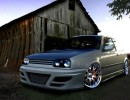 VW Golf 3 Bara Fata H2