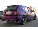 VW Golf 3 Bara Spate Crazy