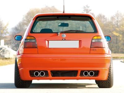 VW Golf 3 Bara Spate Vector