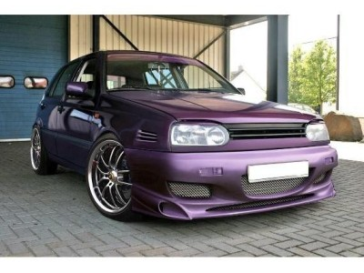 VW Golf 3 Crazy Body Kit
