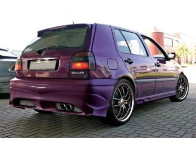 VW Golf 3 Crazy Rear Bumper