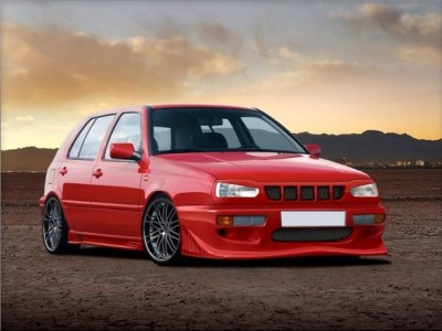 VW Golf 3 D-Line Front Bumper