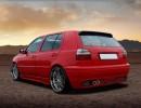 VW Golf 3 D-Line Rear Bumper Extension
