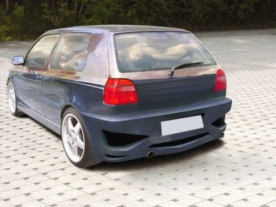 VW Golf 3 EDS Rear Bumper